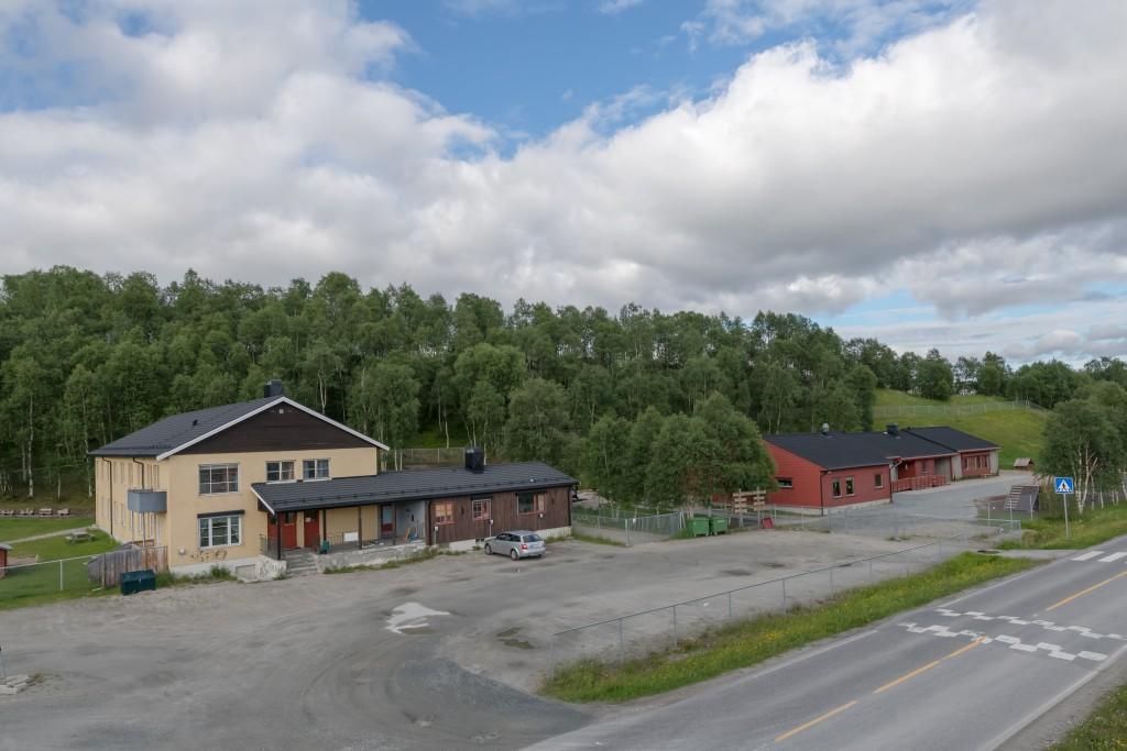 Bilde Kvitsanden barnehage