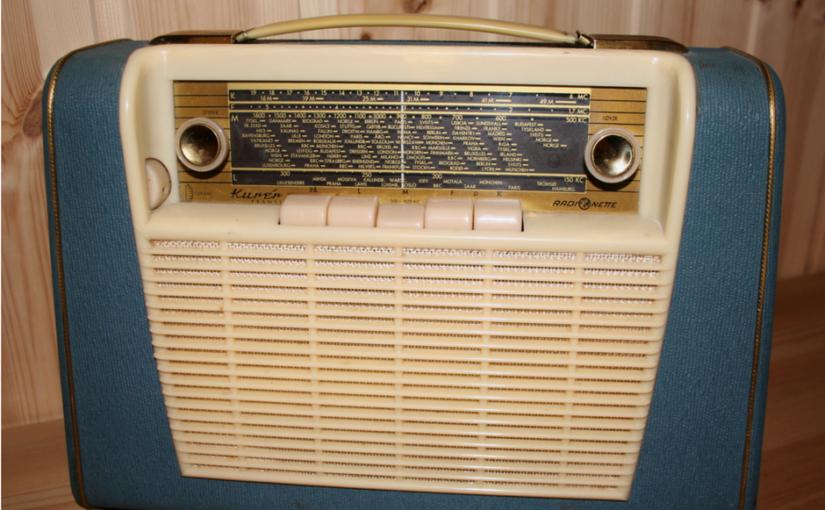 Informasjon om det digitale radioskiftet i 2017
