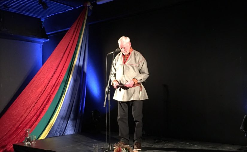 Kulturprisen 2016 til Sverre Fjellheim
