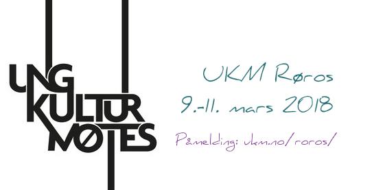UKM 2018 – påmeldingen er åpen!