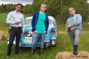 Erik Locker Rohde, Røros, vinner Drømmestipendet 2016, teater – Foto Svein Engan