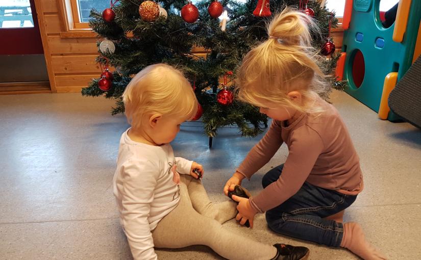 Hovedopptaket barnehageåret 2018/2019