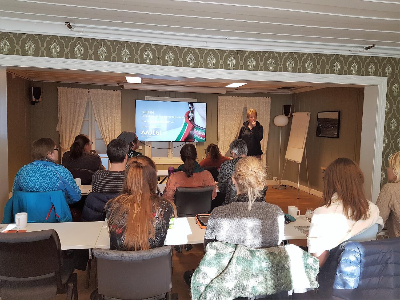 Illustrasjonsfoto seminar for barnehager med samisk avdeling i Trøndelag