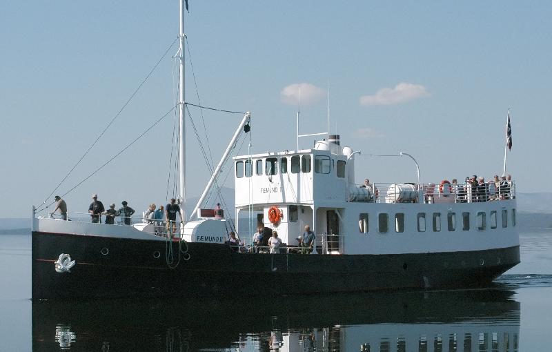 Sommerrute 540 – Røros -Synnervika