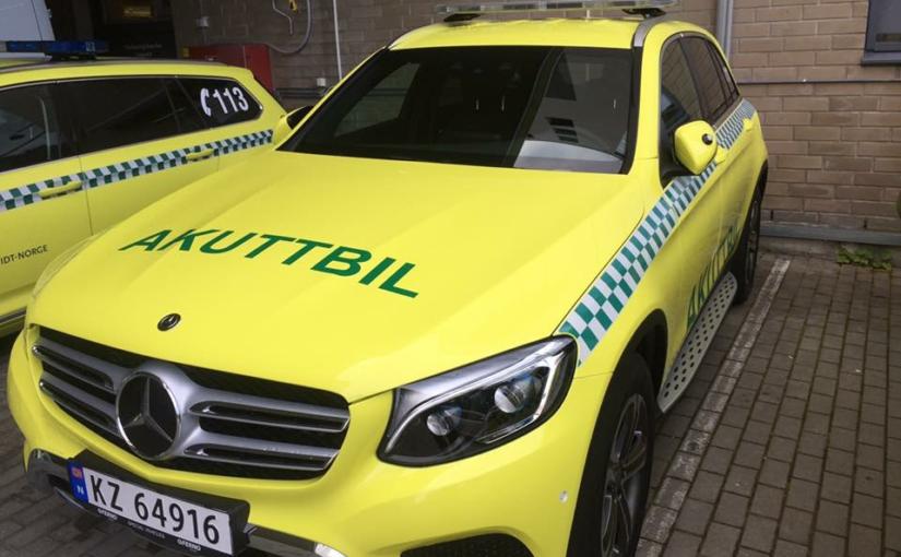 Rørosprosjektet: – Ny akuttbil løfter helsetilbudet på Røros