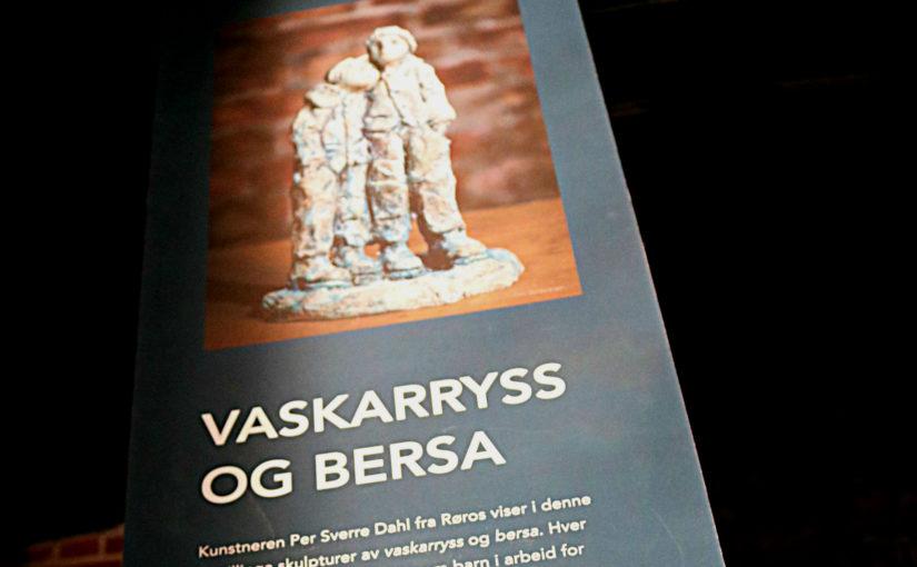 En hel utstilling i gave til Røros kommune