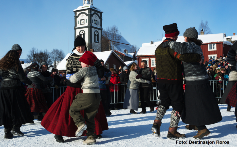 Røros kommunes kulturpris 2017 tildeles Røros folkedanslag