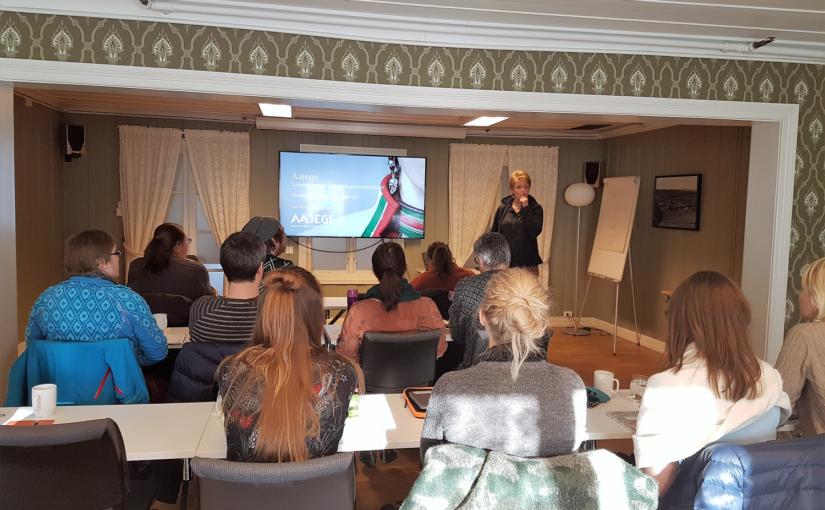 Seminar for barnehager med samisk avdeling i Trøndelag