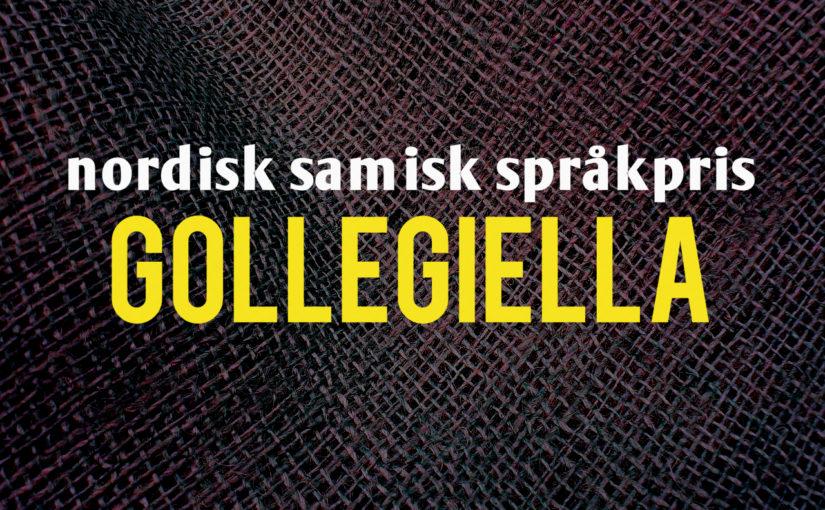 Foreslå kandidat til Gollegiella – Nordisk samisk språkpris!