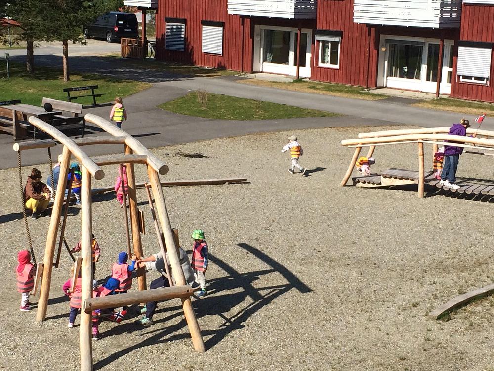 Fysisk aktivitet_voksne og barn