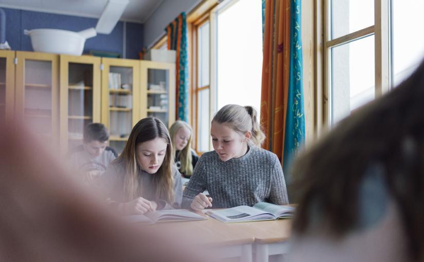 Røros skole deltar aktivt i folkehelsearbeidet