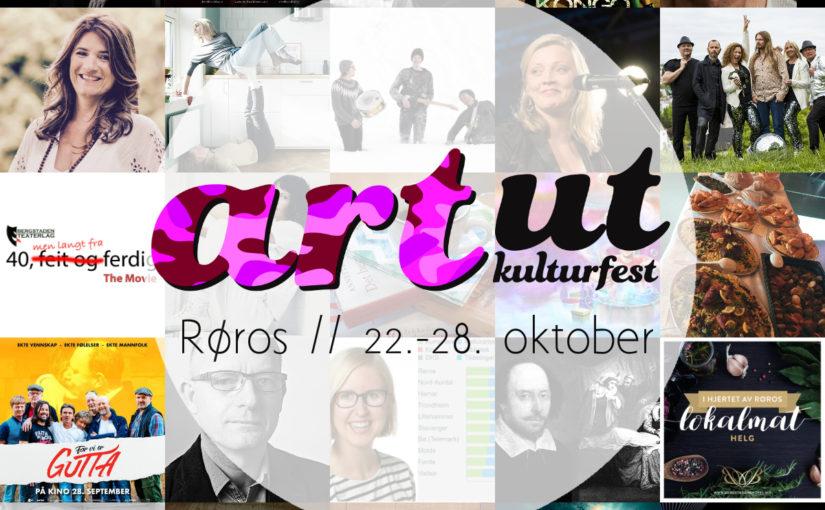 Artut kulturfest // Programmet er klart!