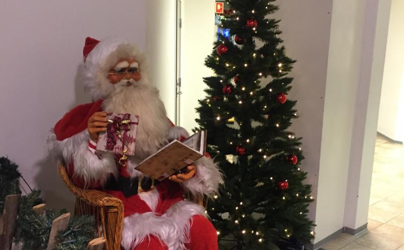 Julegavetre på Røros