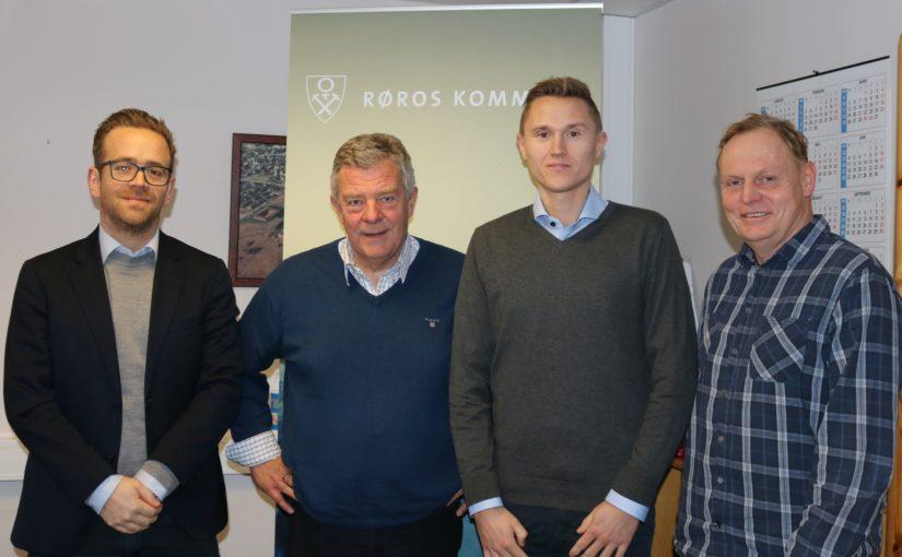 Røros kommune har tildelt Ruta Entreprenør AS oppdraget med bygging av Øverhagaen Bo- helse og velferdssenter