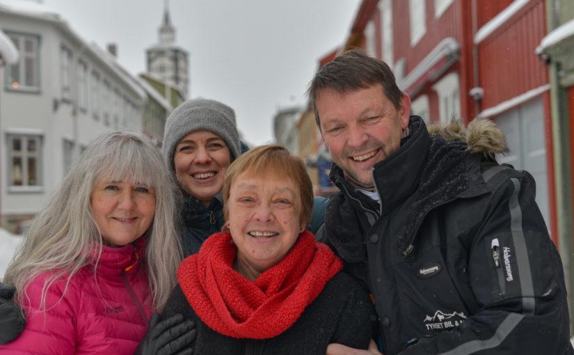 Fire jubilanter feirer ildsjeler, frivilligheten og samarbeidspartnere