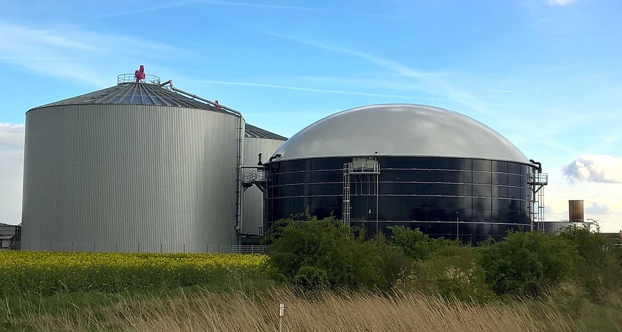 illustrasjonsfoto biogas