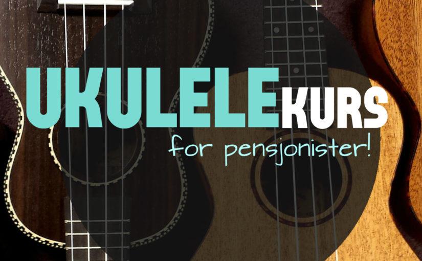 Lær deg å spille ukulele