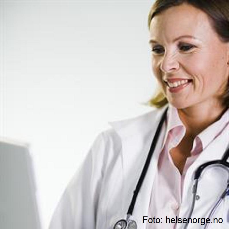 Digital dialog med Røros legesenter - helsenorge.no