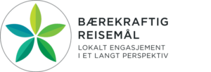 Logo - bærekraftig reisemål