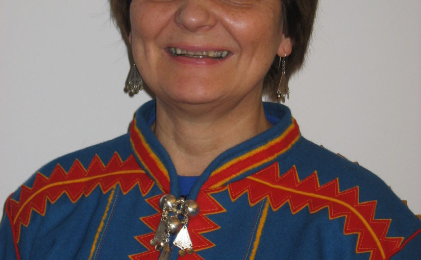 Forfattermøte med Inga Ravna Eira