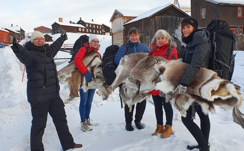 Samisk språk- og kultursekk «voesse»