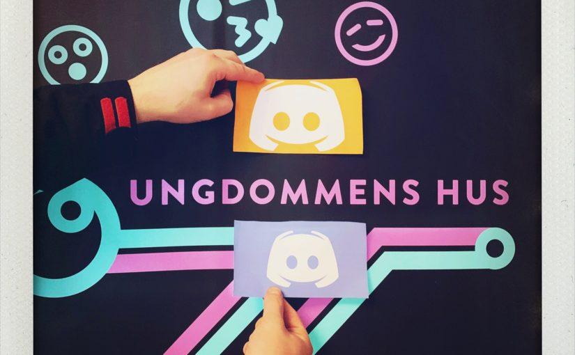 Ungdommens Hus blir digital fritidsklubb