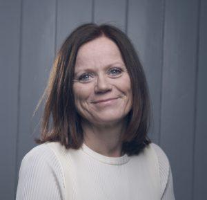 Portrettfoto av kommunedirektør Kjersti Forbord Jensås