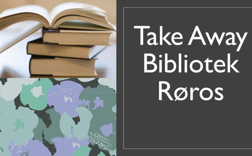 Bøker til påske med Take Away bibliotek