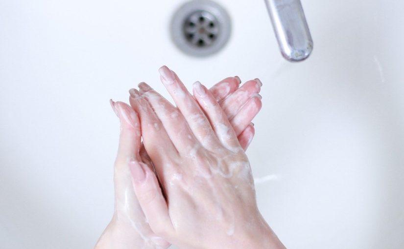 Gode rutiner for håndvask