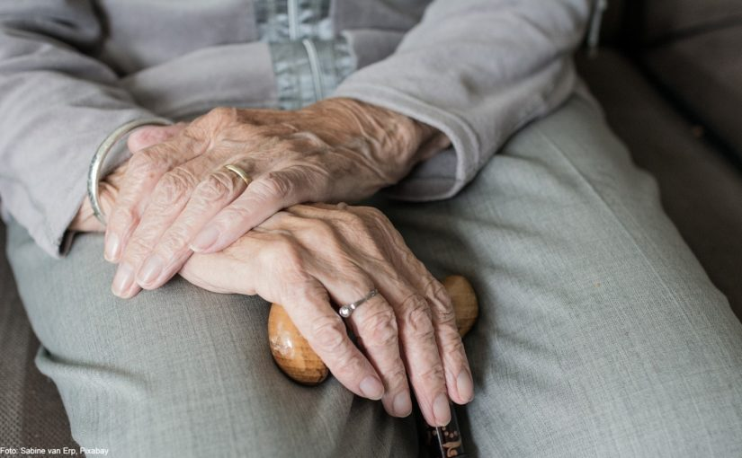 Vi minner om smittevernreglene for alle som besøker sykehjemmene