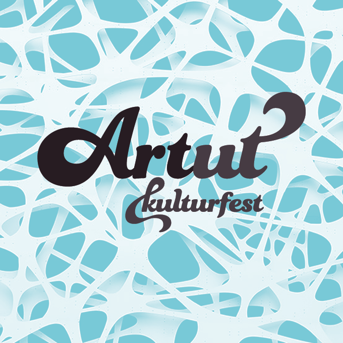 Artut kulturfest logo, design: Svein Arne Aspaas