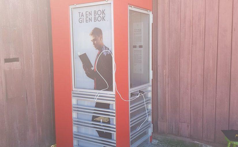 Lesekiosken på Røros – et lite rom for store øyeblikk