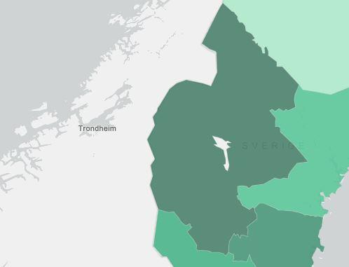 Vi følger den økende smittesituasjonen i Sverige