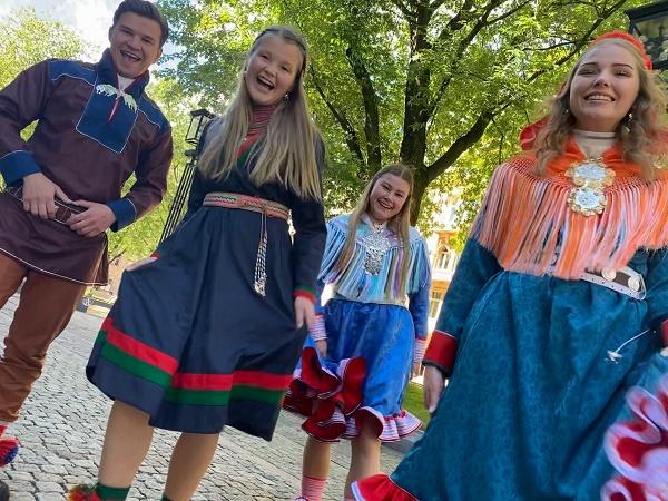 Nye Samiske veivisere er offentliggjort