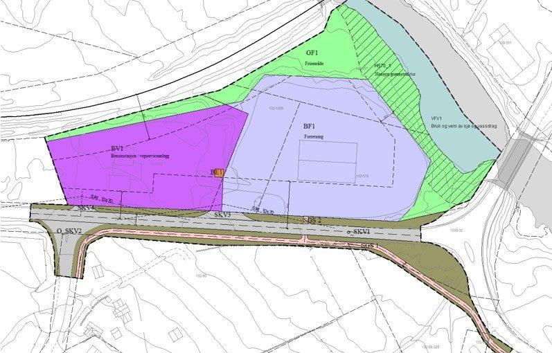 Offentlig ettersyn detaljregulering for Coop Havsjøveien