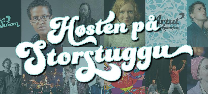 PROGRAMSLIPP: Velkommen til høsten på Storstuggu!