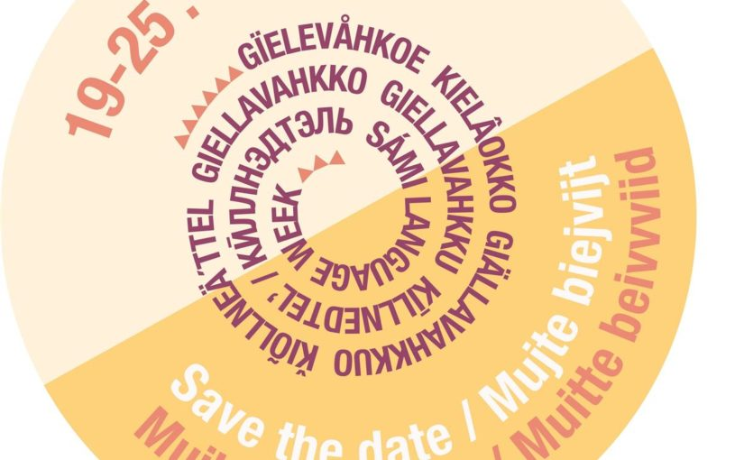 Velkommen til informasjonsmøte om samisk språkuke på Røros