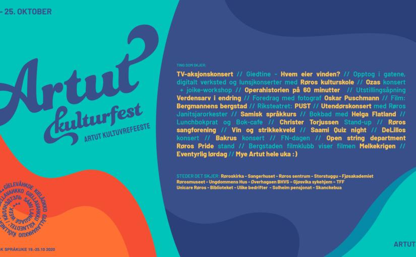 Artut kulturfest – Artut kultuvrefeeste