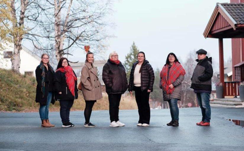Prosjektet «Samisk helseteam – helsetjenester for samisk befolkning» ble lansert onsdag 21. oktober