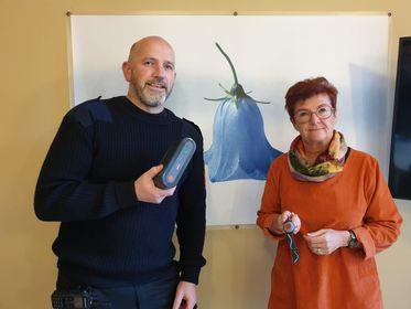 Nye trygghetsalarmer for hjemmeboende i Røros kommune