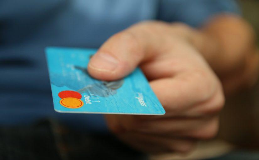 Spiser du kredittkort?