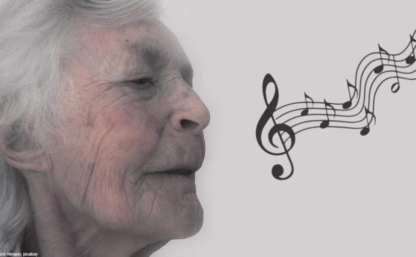 Musikk i pleie og omsorg – med støtte fra demensforeningen