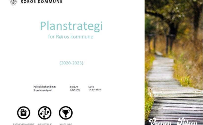 Kommunestyret har vedtatt en ny planstrategi