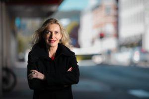 Daglig leder i miljøfyrtårn Ann-Kristin Ytreberg