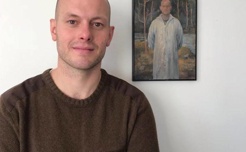 Kunstmaler Christer Tronsmed tildeles Bergstadstipendet 2021