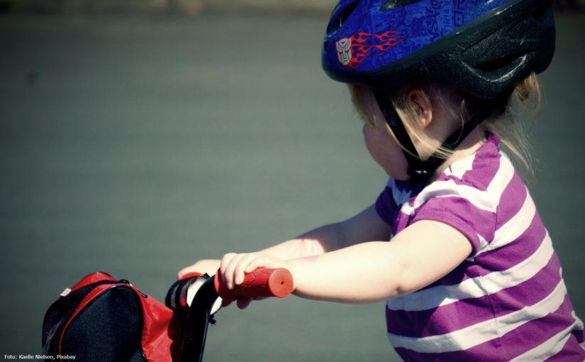 Søk tilskudd til trafikksikkerhetstiltak for barn og unge