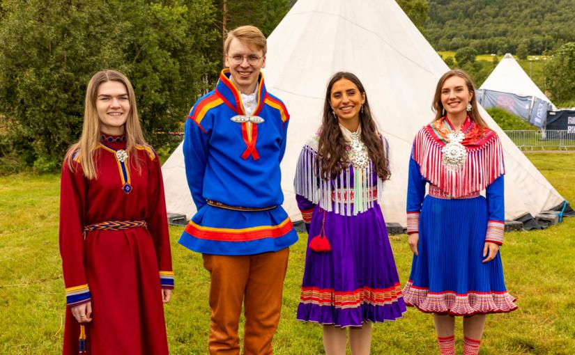 Samiske veivisere for 2021-2022