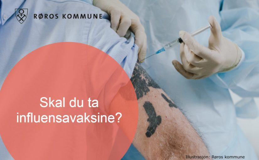 Influensavaksine høsten 2021