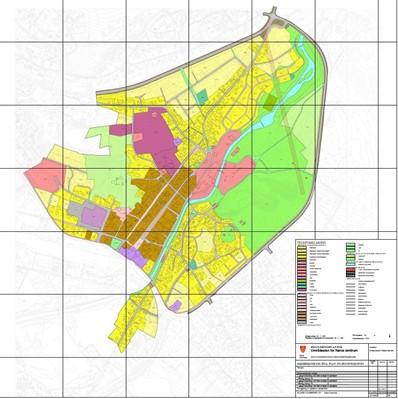 Oppstart av planarbeid: Endring av områdeplan for Røros sentrum