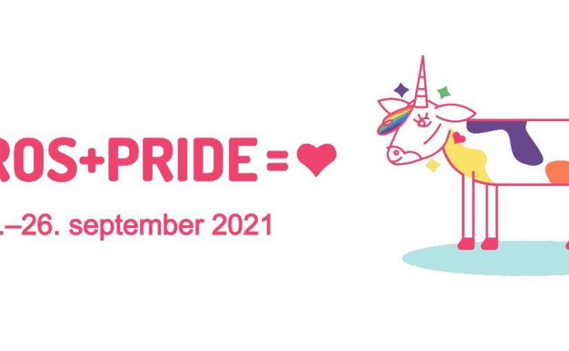 Bli med oss å feire Røros Pride!